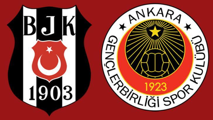 Beşiktaş-Gençlerbirliği maçı ne zaman? Beşiktaş-Gençlerbirliği maçı saat kaçta? Hangi kanalda yayınlanacak?