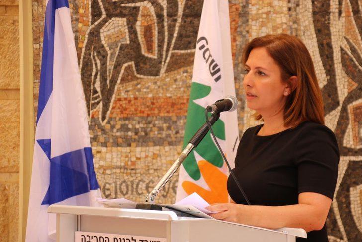 İsrail Çevre Koruma Bakanı Gila Gamliel koronavirüse yakalandı