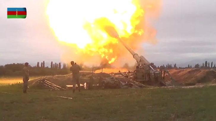 Son dakika! Azerbaycan ordusu Cebrail kentini de işgalden kurtardı