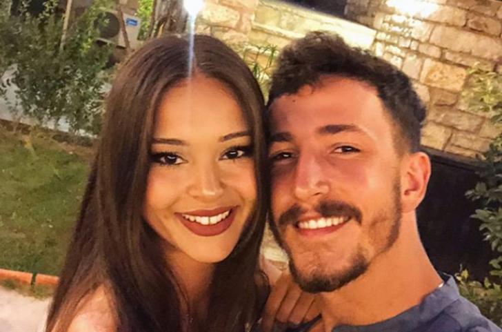 Survivor Berkan'ın sevgilisi Lale Onuk'un pozu sosyal medyayı salladı!