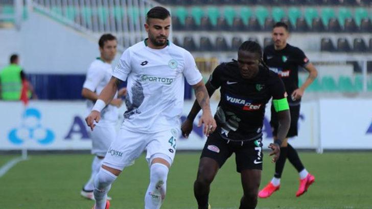 ÖZET | Denizlispor-Konyaspor maç sonucu: 0-0
