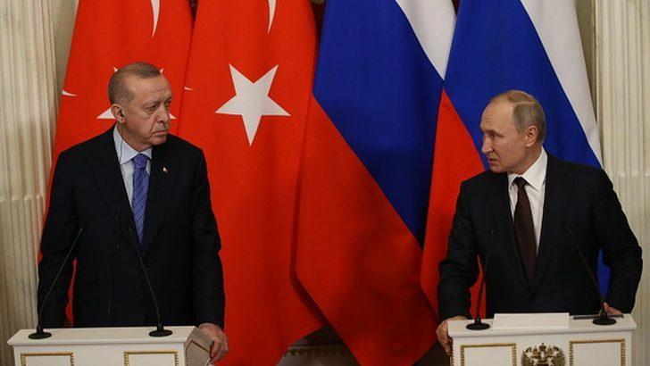 Bloomberg: Erdoğan Putin'le ilişkisini sınıyor