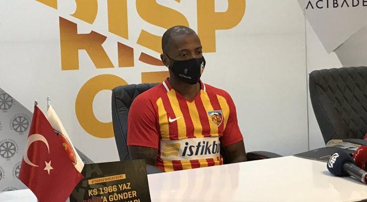 Manuel Fernandes, resmen Kayserispor'da!