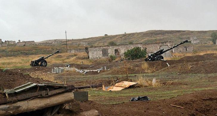 Azerbaycan Savunma Bakanlığı: Ermenistan askerleri cepheden kaçtı