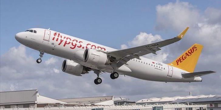 Pegasus'tan yurt içi uçuşlarda indirimli bilet kampanyası