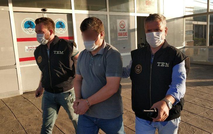 Samsun'da bir doçent FETÖ'den tutuklandı