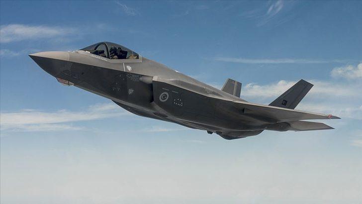 """ABD'de F-35 kazasından """"sistem arızası"""" çıktı"""