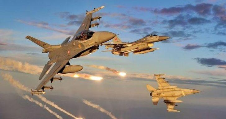 MSB duyurdu! Irak'ın kuzeyinde 5 terörist etkisiz hale getirildi