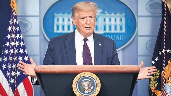 Trump verdiği talimatla herkesi şaşkına çevirdi! Müzakereleri durdurdu