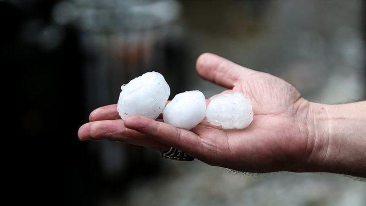 Hava durumu nasıl olacak? İstanbul'a dolu mu yağacak? Meteoroloji'den yarın için yağmur ve dolu tahmini
