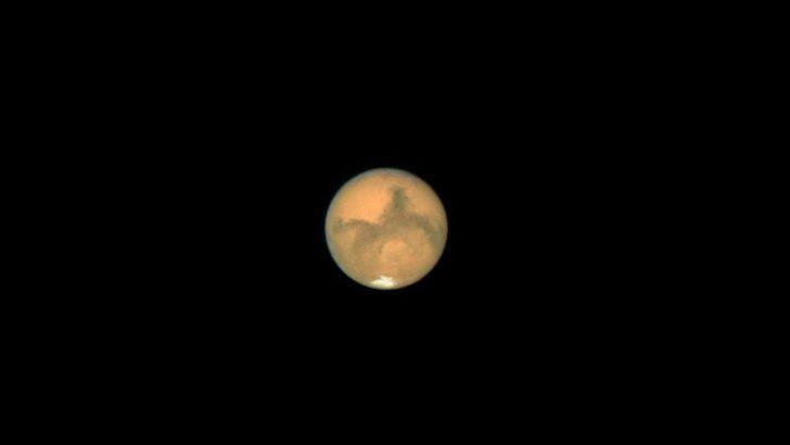 'Kızıl Gezegen' gelecek 15 yıl boyunca Dünya'ya bu kadar yakın olmayacak!