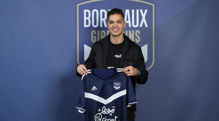 Hatem Ben Arfa, Bordeaux'a transfer oldu