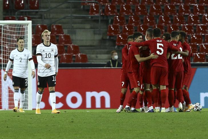 ÖZET | Almanya - Türkiye: 3-3