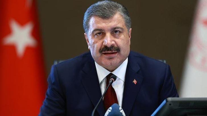 Sağlık Bakanı Fahrettin Koca 6 ilin sağlık müdürüyle görüştü