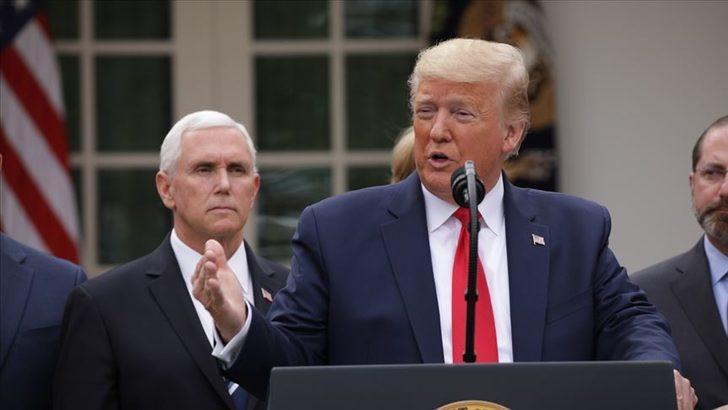 Trump'tan ABD askerlerini çekme sinyali