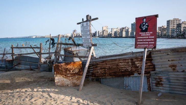 Maraş: 46 yıldır kapalı olan bölge bugün açılıyor