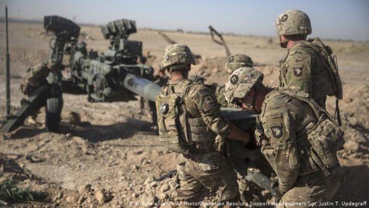 Trump: Afganistan'daki son askerler Noel'e kadar çekilecek