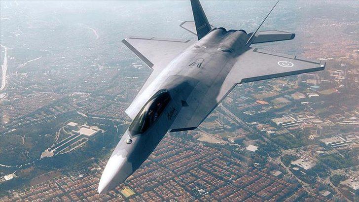 Milli savaş uçağının motoru için iş birliği anlaşması