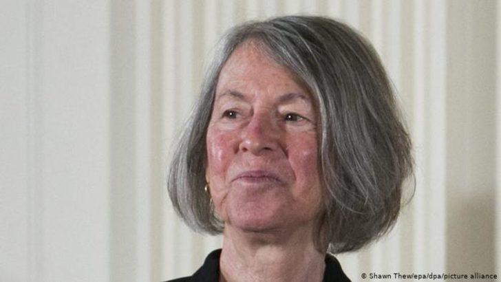 Nobel Edebiyat Ödülü ABD'li şair Louise Glück'e verildi