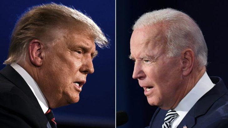 """""""İkinci Trump-Biden Tartışması Sanal Ortamda Yapılacak"""""""
