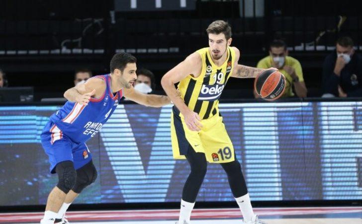 ÖZET | Anadolu Efes - Fenerbahçe Beko: 71-80