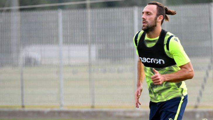 Vedat Muriqi, antrenmanda attığı gollerle İtalya'da gündem oldu