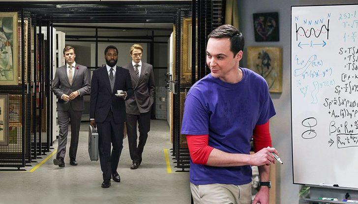 Tenet'in konusu The Big Bang Theory'den mi alındı?