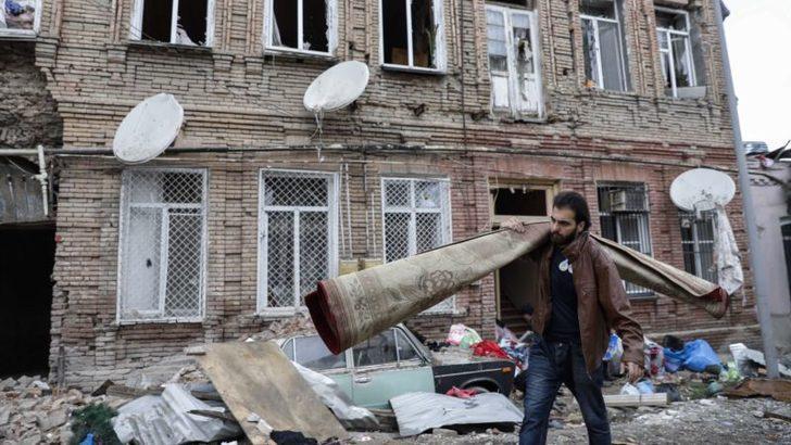 Azerbaycan ve Ermenistan Dışişleri Bakanları Moskova'da Görüşecekler