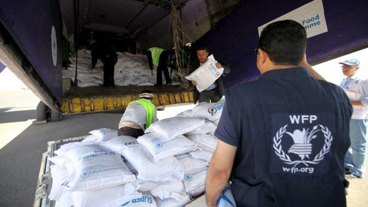 Nobel Barış Ödülü'nün Sahibi BM Dünya Gıda Programı Oldu