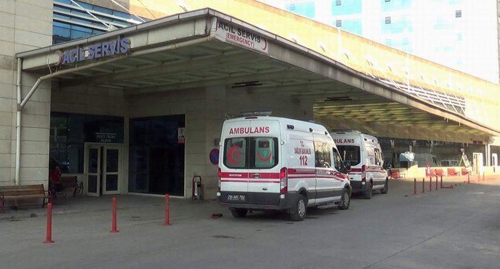 Siirt'te deterjan içen çocuk hastanelik oldu