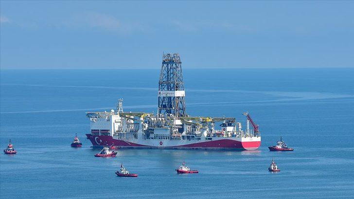 """""""Türkiye, Karadeniz'de bulduğu doğalgaz miktarına yönelik tahminini yukarı revize edecek"""" iddiası"""