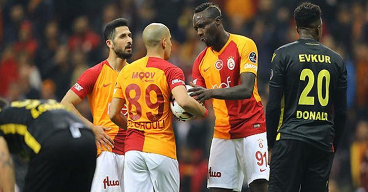 Galatasaray'da şok! Babel,Diagne ve Feghouli ile yollar ayrılıyor