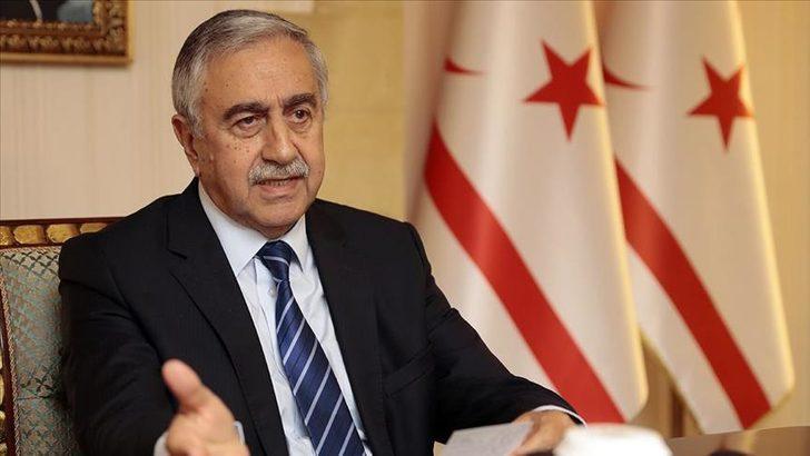 Türkiye'den KKTC Cumhurbaşkanı Mustafa Akıncı'nın o sözlerine yanıt
