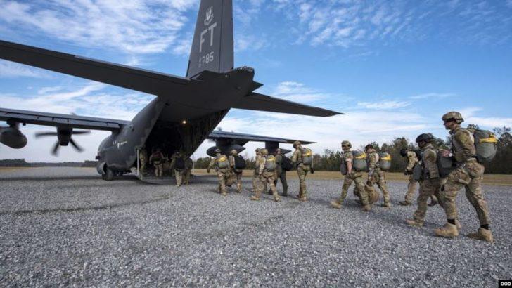 Trump'ın Afganistan'dan Çekilme Mesajına Pentagon Sessiz