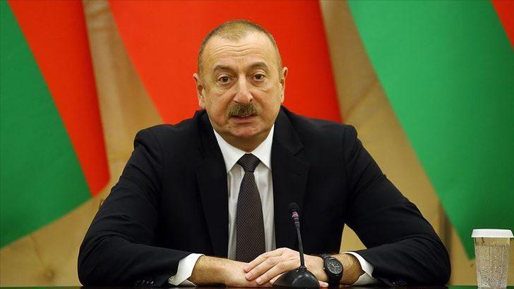 Aliyev'den net mesaj! 'Ermenistan Başbakanı'nın ayakları yere basarsa görüşmeye hazırız'