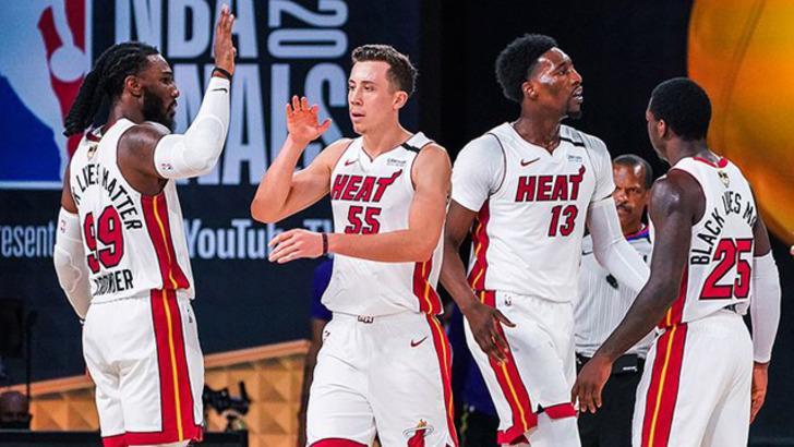 Miami Heat'ten Los Angeles Lakers'a geçit yok