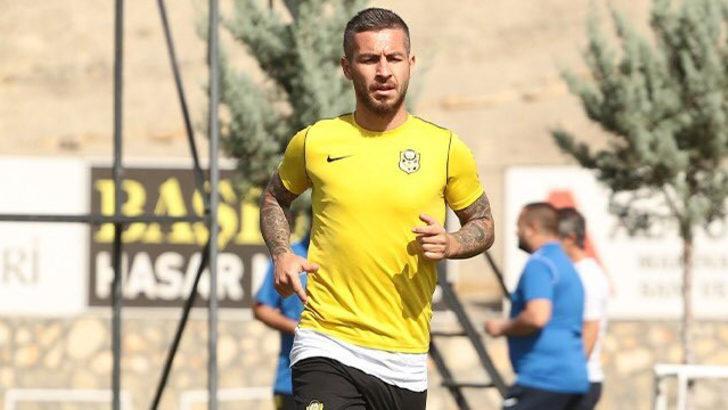 Adem Büyük: Yeni Malatyaspor'da olduğum için mutluyum
