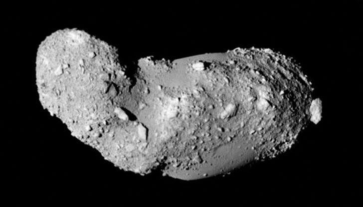 Uzaydan dünyaya getirildi! Türkiye'de ilk kez bir asteroitin parçaları incelenecek