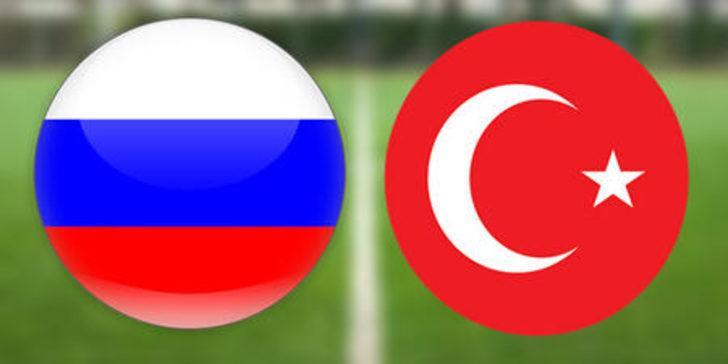 Milli maç öncesi Rusya'da koronavirüs vakası