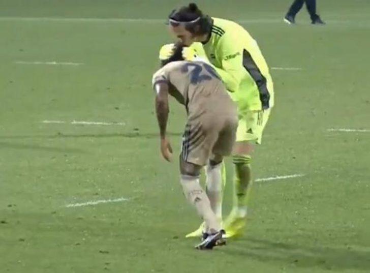 Fenerbahçe'de Luiz Gustavo'dan alkışlanacak hareket
