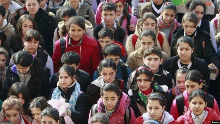 """""""Kız Çocuklarının Okula Gitme Oranı Arttı"""""""