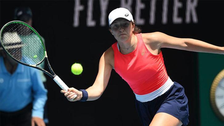 Kadınlar tenisinin yeni yıldız adayı Iga Swiatek