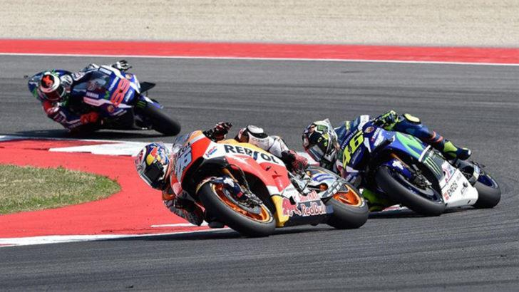 MotoGP Fransa Grand Prix'sini Danilo Petrucci kazandı
