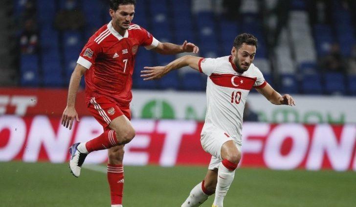 Hakan Çalhanoğlu: Oyundan hiç kopmadık