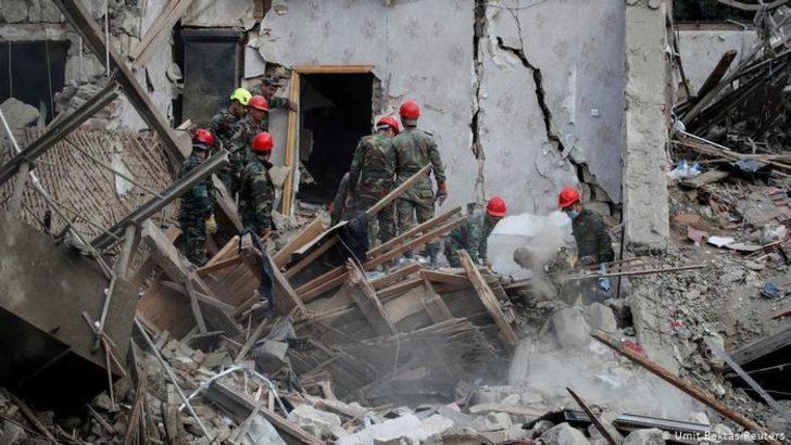 AB Dağlık Karabağ'da ateşkesin ihlalinden endişeli