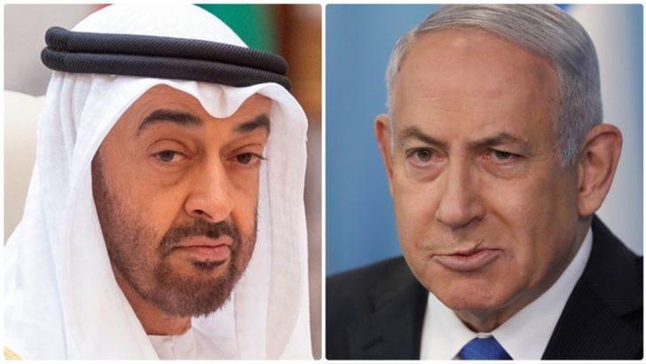 İsrail Başbakanı ve Abu Dabi Veliaht Prensi Biraraya Gelecekler