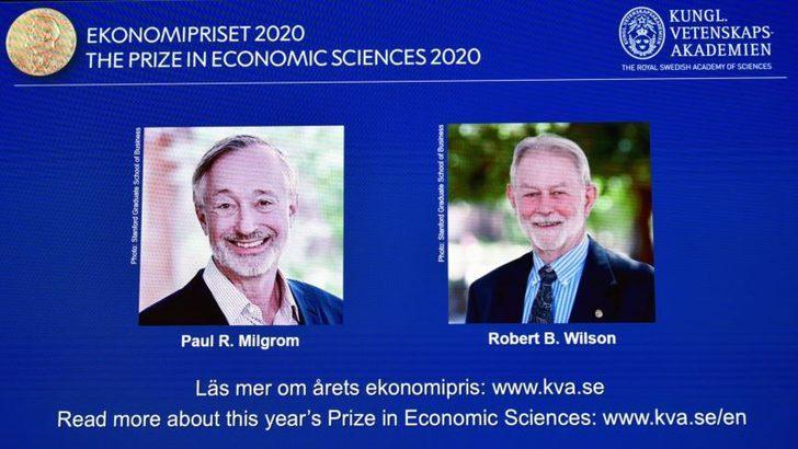 2020 Nobel Ekonomi Ödülü 'Müzayede Teorisine' Verildi