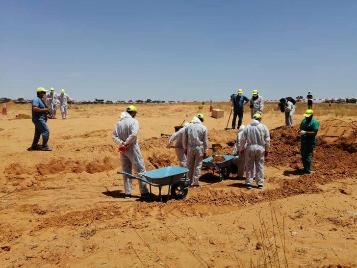 Terhune'de yeni iki toplu mezar bulundu