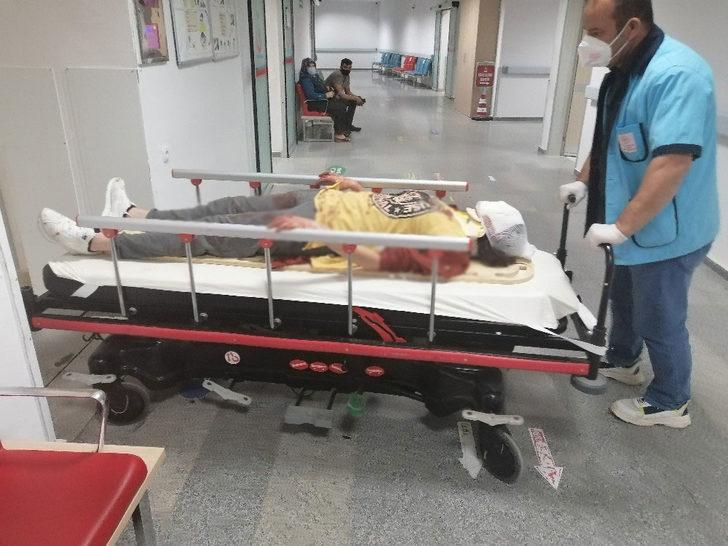 Aksaray'da feci kaza! TIR ile otomobil çarpıştı: 1 ölü, 1 yaralı