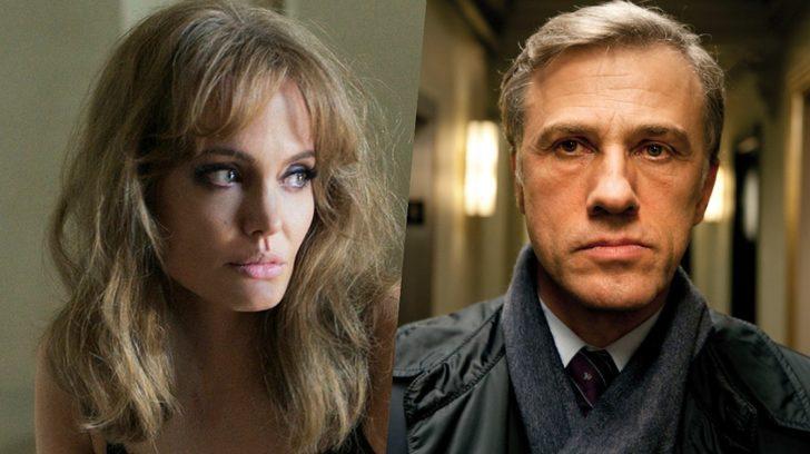 Angelina Jolie ve Christoph Waltz aynı projede